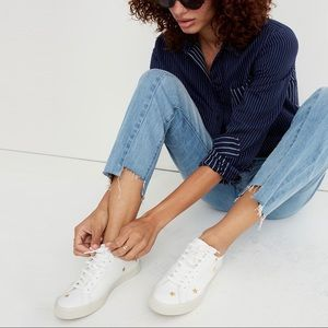 Madewell Reconstructed Cruiser Straight Leg Jeans